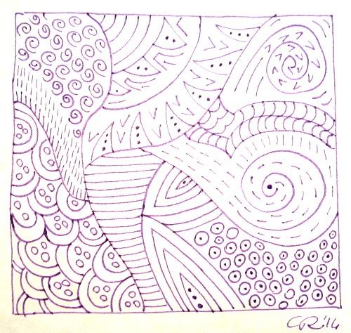Zentangle for Zentangle per bambini